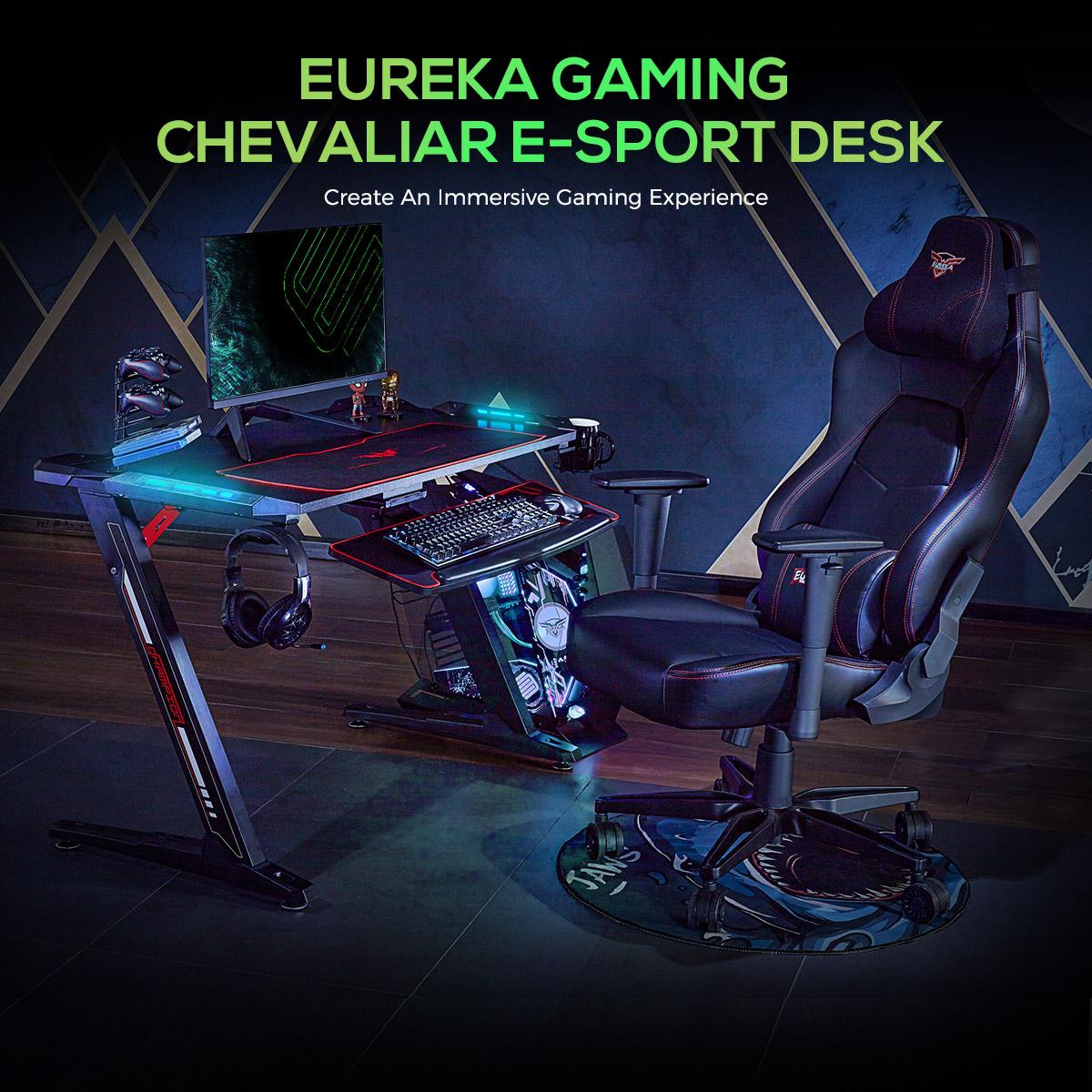 bureau gamer tout en un : Ergonomic Z1-S